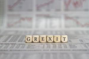 Euro Krise Grexit Würfel