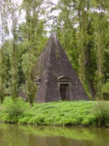 Freimaurer Pyramide Hanau